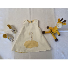 "Coffret naissance ""Suzy la girafe"""
