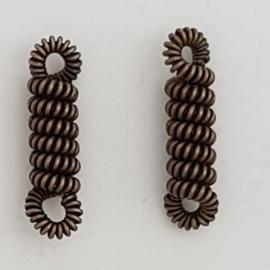 Breloque Barre 2 anneaux N°04