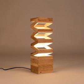 Akoredeoia // Wooden Design Lampe de table