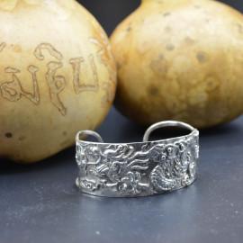 Bracelet manchette - Dragon