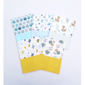 Protège carnet de santé garçon au choix original cadeau naissance liste naissance