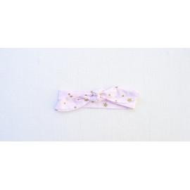Original bandeau headband fille«Daphné » 0/24mois