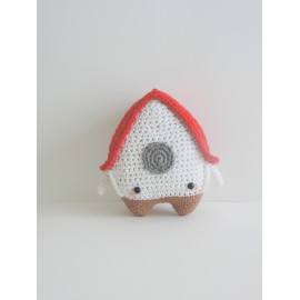 Nichoir oiseau cabane décoration intérieure printemps idée cadeau en coton