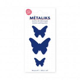 Dies de découpe - Papillons - Kesi'art