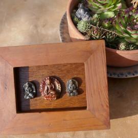 Petit Tableau énergétique akhobya de décoration méditative