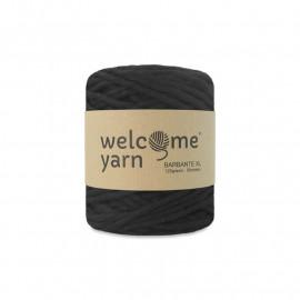 Fil coton macramé - noir - 3 mm