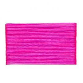 Fil nylon - rose fluo - 1 mm