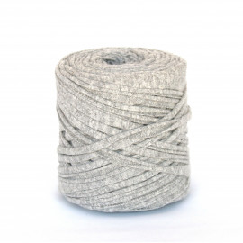 Trapilho - gris chiné - 20 m - Welcome Yarn