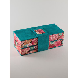 Boîte empilable