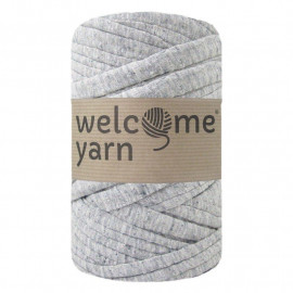 Trapilho - gris chiné - 45 m - Welcome Yarn