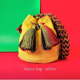 Sac Wayuu Mochila