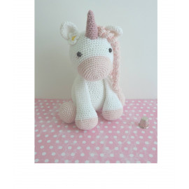 Peluche Licorne, peluche decorative