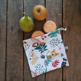 Les sacs à goûter de Mimi- Jungle