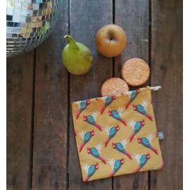 Les sacs à goûter de Mimi - Parrots