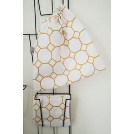 Les lingettes démaquillantes de Mimi - Golden Octagons
