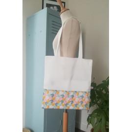 Le Tote Bag de Mimi - Pink Origami