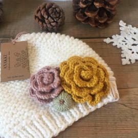 Bonnet collection floral