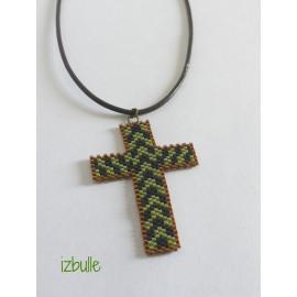 Collier Homme Croix Celtique