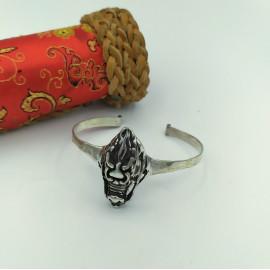 Bracelet - Tête de dragon - Argent 925