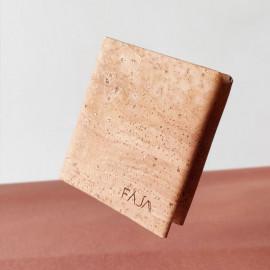 Portefeuille en liège naturel made in France