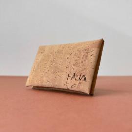 Porte-carte en liège naturel made in France