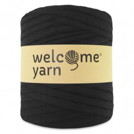 Trapilho - noir - 125 m - Welcome Yarn