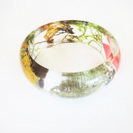 Bracelet Forêt de Chartreuse