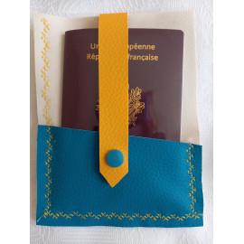 Étui ou Protège passeport-