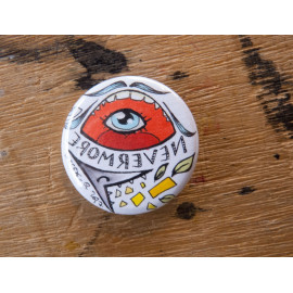 "Badge original ""Nevermore"""